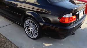 2005 bmw m3 e46 6 speed manual for sale walk around vs c5 vette