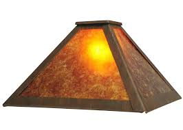 Table Lamp Shades by Lodge Table Lamp W Mica Shade Your Western Decor U0026 Lighting