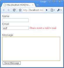 email validation pattern regex data validation with regular expressions in asp net