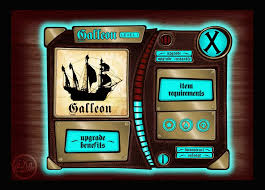 design home game game ui design home page by neale on deviantart