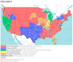 Atlanta On Map by Panthers At Falcons Start Time Tv Schedule Coverage Map