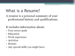 resumes for high students what is a resume a resume is a