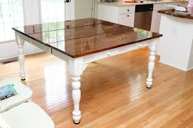 Redo Kitchen Table by Get Inspired Kitchen Table Makeovers Minwax Varnishes And Woods