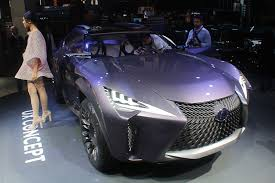 holographic jeep lexus ux concept officially revealed in paris automobile magazine
