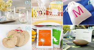 summer wedding favors wedding ideas summer wedding favors