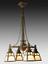 this chandelier is a reproduction of one that was in a 1920