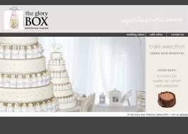 wedding cake websites box wedding cakes gdesign graphic design perthgdesign