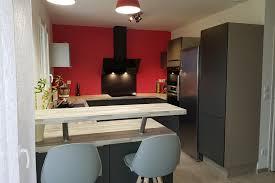 cuisine ultra moderne réalisations un espace optimisé dans une cuisine ultra moderne de