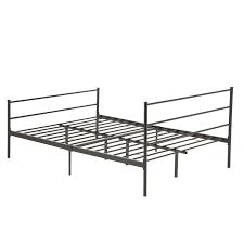 Platform Metal Bed Frame Bed Frames Durabed Steel Foldable Platform Bed Metal Bed Frames