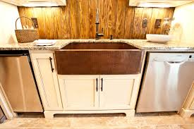 copper apron front sink hammered copper apron sink contemporary farmhouse 12 decorating