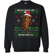 Meme Christmas Sweater - buy pedobear ugly christmas sweater apparel carthook checkout