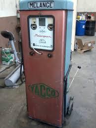 pompe essence vintage pompe mélangeur satam de 1957 nouvelle arrivée à l u0027atelier retro