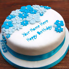 how to your birthday cake birthday cake for husband with photo and name name