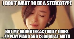 Asian Mother Meme - chinese parents expectations kayleecaserta