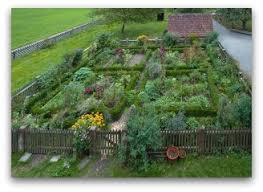 rectangular knot garden design garden elements pinterest