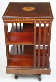 revolving book case 102 inspiring design on revolving bookcase end
