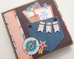 scrapbook photo albums 1348 best mini scrapbook albums images on junk journal