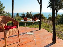 charming farmhouse with stunning views over the tuscan sea from