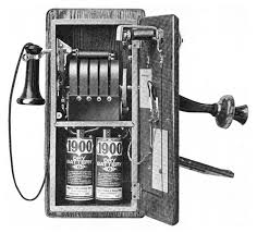 history of telephone wall phone from 1917 history of telecom cloud apps and