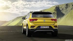 2018 volkswagen t roc rear hd wallpaper 16