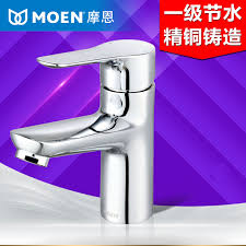 buy moen moen single handle and cold high arc kitchen faucet