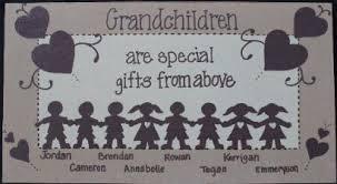 grandparent plaques personalized grandparent plaque