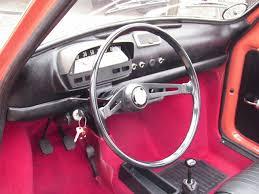 Fiat 500 Interior 1971 Fiat 500 Interior Pictures Cargurus