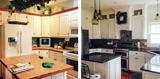 Before And After Kitchen Remodel by Anatomy Of A Kitchen Remodel Springfield Homes For Sale U0026 Real