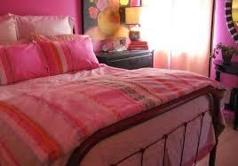 All Pink Bedroom - 30 extraordinary bedroom decorating ideas for teenage girls