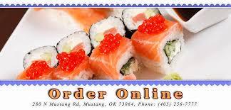hana japanese cuisine hana sushi order mustang ok 73064 sushi