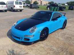 porsche riviera blue paint code matte riviera blue wrap 6speedonline porsche forum and luxury
