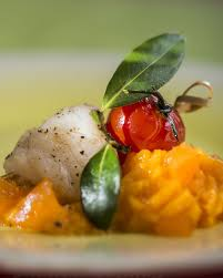 figaro madame cuisine lotte et purée carotte abricot recipe