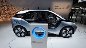 bmw electric vehicle bmw challenges tesla with electric i3 car