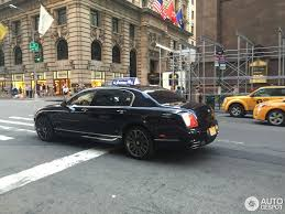 matte black bentley flying spur bentley mansory continental flying spur speed 17 july 2015