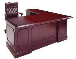 L Shaped Desk Left Return In Stock Traditional Cherry Office Furniture In Stock Free
