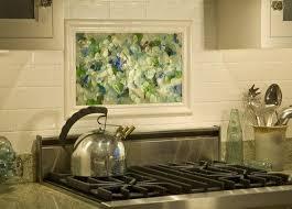 The  Best Seaglass Tile Ideas On Pinterest Glass Tile Kitchen - Sea glass backsplash