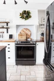 kitchen painted kitchen cabinet ideas freshome black and white