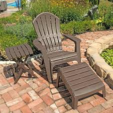 plastic adirondack chairs with ottoman adams plastic adirondack chairs stacking s resin chair plans metric