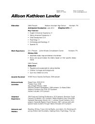aide resume dietary aide resume the best resume