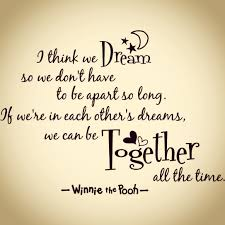 quotes about strength winnie the pooh making me emotional i guess that means that we u0027re together all