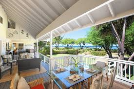 Fire Island Airbnb by Living It Up In Hawaii Via Airbnb La Times