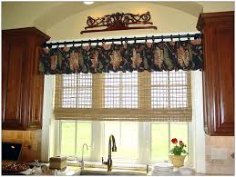 Modern Kitchen Valance Curtains by Naturall Lightning Ideas Kitchen Window Curtain Ideas Chic Pendant