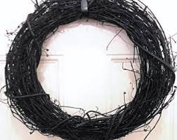twig wreath etsy