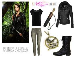 katniss costume katniss everdeen inspired look book fashion