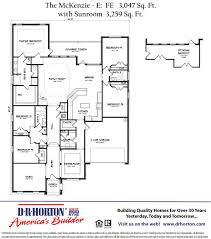horton homes floor plans dr horton mckenzie floor plan google search my next house