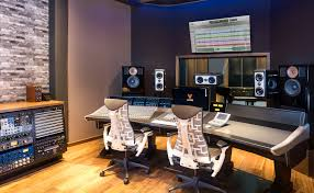 News Studio Desk by Ssl Duality Is A Perfect Fit For Valenzo Studios Solid State Logic
