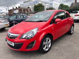 vauxhall corsa black used vauxhall corsa hatchback 1 2 i 16v sxi 3dr in tanners lane