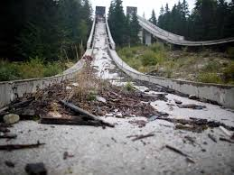 what abandoned olympic venues look like today photos business