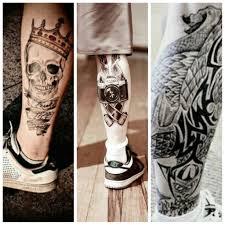 tattoo tribal na perna masculina tatuagens masculinas 425 fotos e ideias inspiradoras 2018