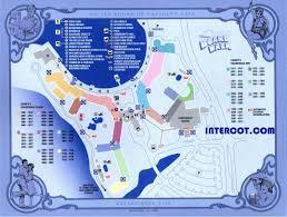 Walt Disney World Map by Walt Disney World Disney World Vacation Information Guide